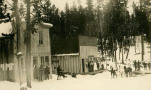 Arrow. Photo courtesy of Grand County Historical Association