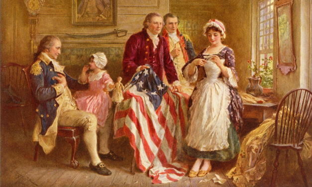Old Glory: The Betsy Ross Story