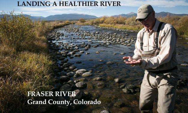 Landing a Healthier River