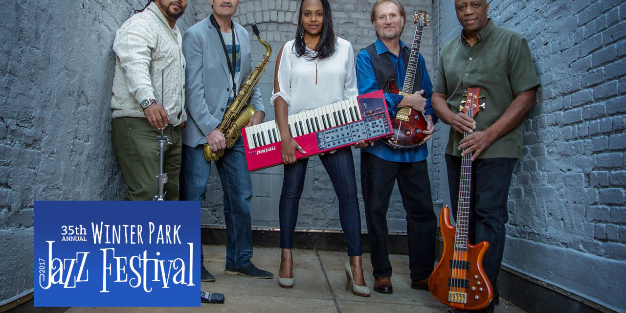 Jazzfest Packed With Talent