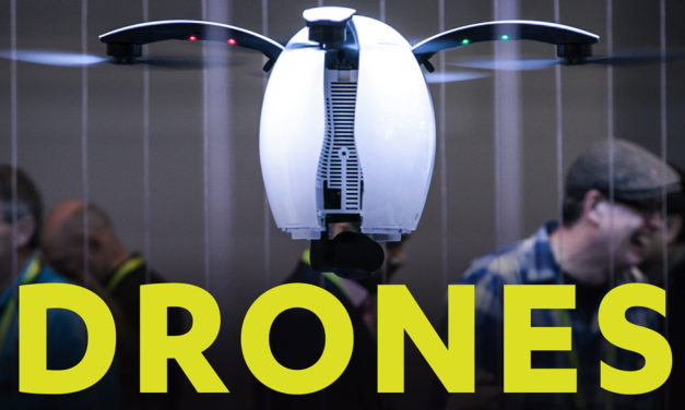 Drones Here To Stay