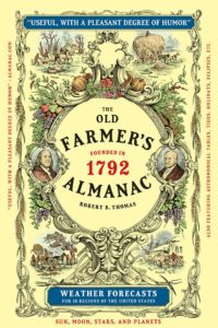 Farmer's Almanac Cover