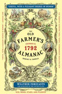 Farmer's Almanac Cover