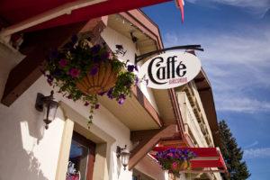 Caffe' Giacondo Sign