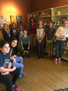 Local Students Explore the Cozen's Ranch Museum