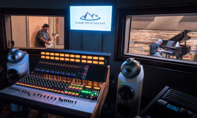 Recording Studio To Soar
