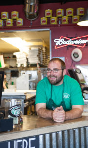 Adam Hershfelt Owner of Elevation Pizza