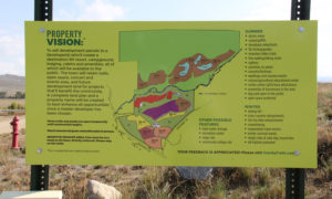 Granby Trails Vision Signage