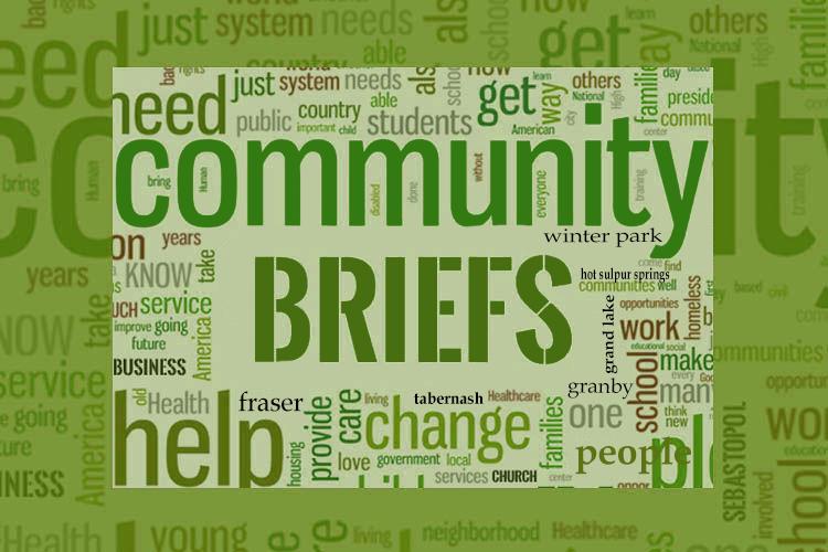Community Briefs