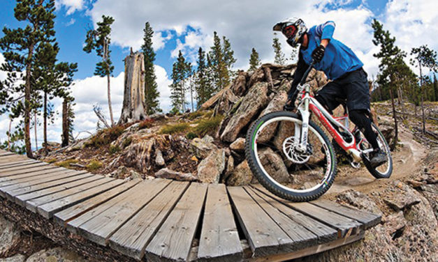 Trestle Bike Park extends season