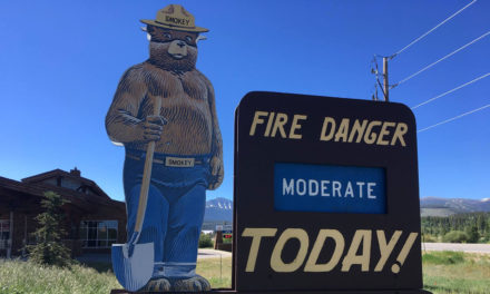 Start Of Fire Season Demands Caution