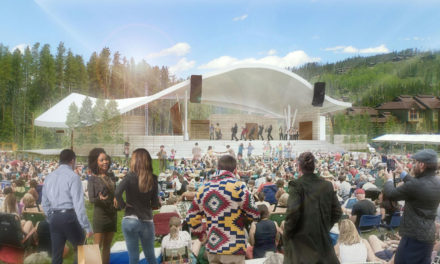 Hideaway Park Stage Comes To Fruition
