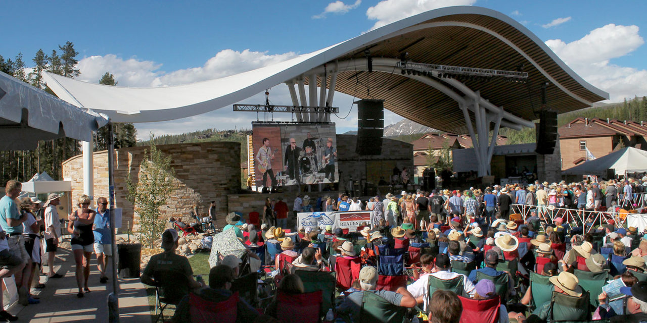 Blues from the Top Festival News