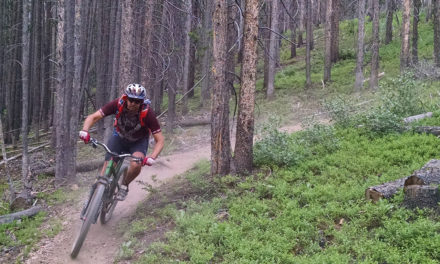 Mountain Biking In Winter Park