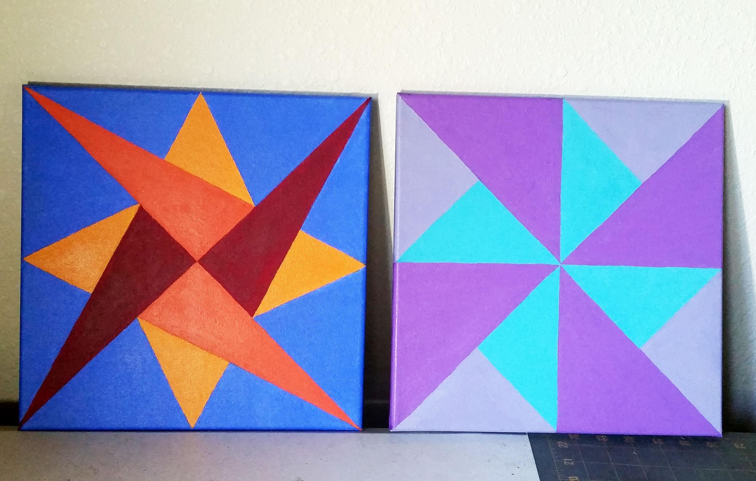 Paint & Sip - Quilt Squares