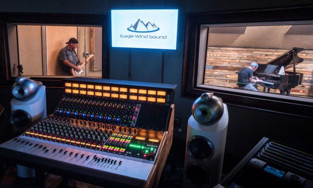 Recording Studio To Soar