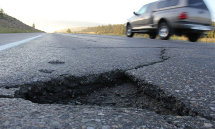 Colorado Roads Cause For Concern