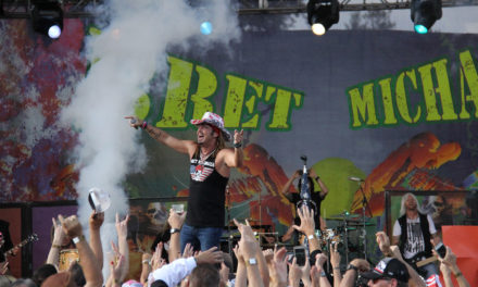 Bret Michaels Rocks Winter Park