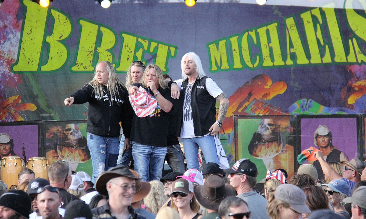 Bret Michaels and Band
