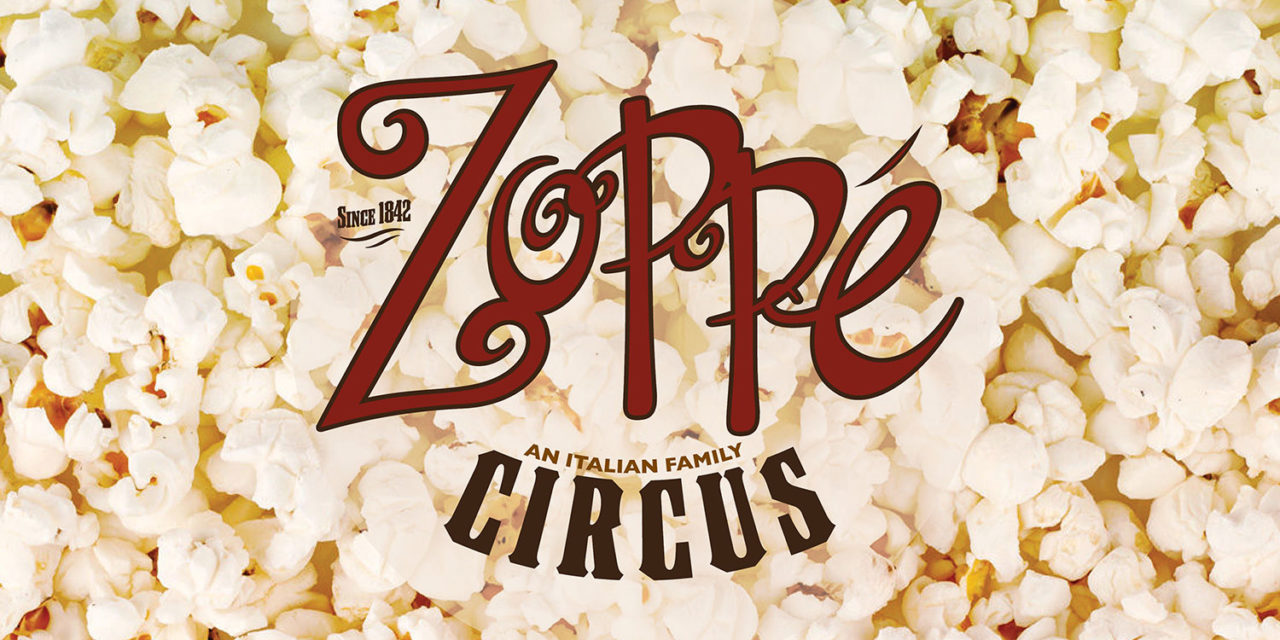 Zoppé Italian Family Circus, not just clowning around