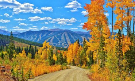 Hot Places to See Cool Fall Colors in Grand County