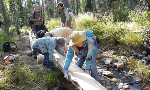 National Public Lands Day – Your chance to give back to the trails you love!