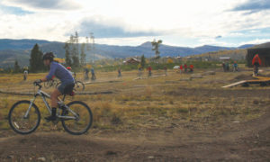 New Mountain Bike Skills Park at Snow Mountain Ranch