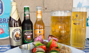Oktoberfest Beer andFood Selections