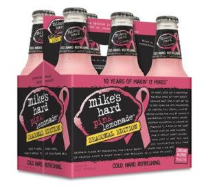 Pink Mikes Hard Lemonade