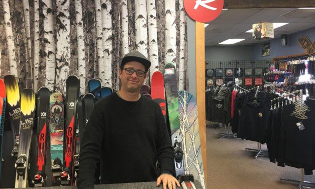 Ski Broker in Fraser:  New hands on the wheel.