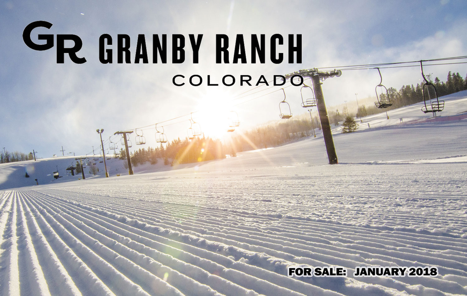 Family-oriented Granby Ranch goes on the market January 2018.