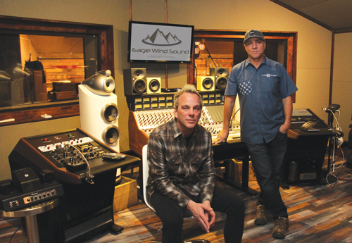 Grammy Awards this weekend may highlight local studio owner