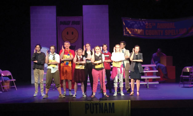 The 25th Annual Putnam County Spelling Bee – MPHS 2017 Fall Drama