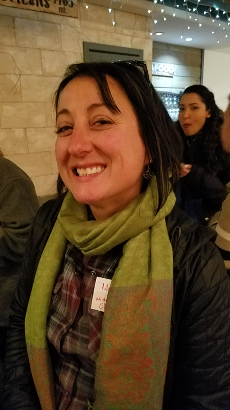 Maria Chavez, Chamber Membership Director