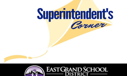 Superintendents Corner: Greatest gift an educator can get