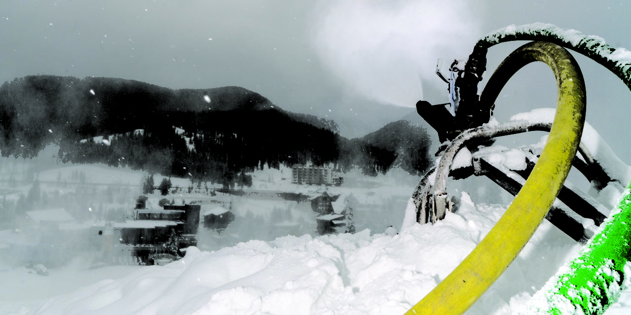 Snowmaking: Engineers of the white stuff