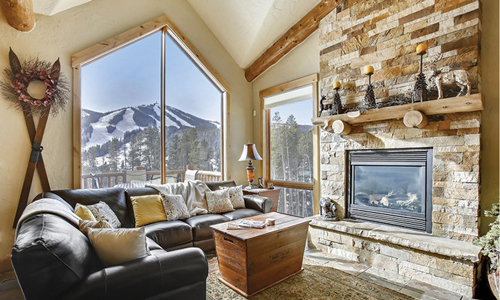 Lodging Trends in a Mountain Town