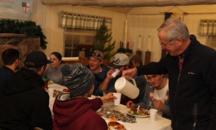 Cranmer Chapel Community Dinners