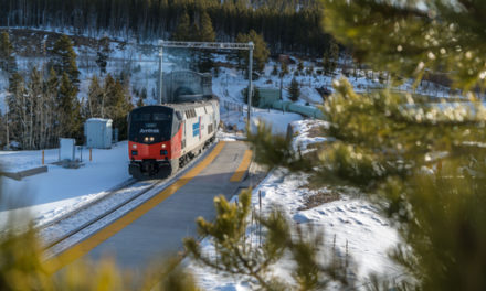 Ski Train Back on Track