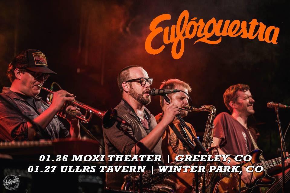 Eufórquestra Plays Ullrs Tavern Saturday Night