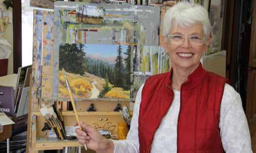 Artist Spotlight:  Marie Johannes