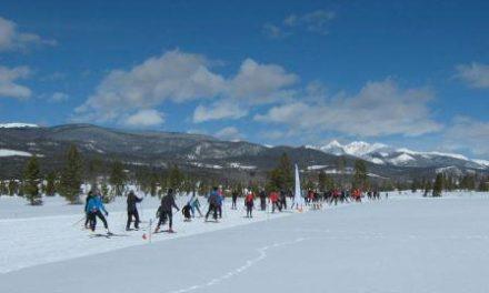 Back Tracks – XC BC trails Christmas week