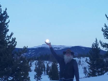 Grand Lake Full Moon Ski