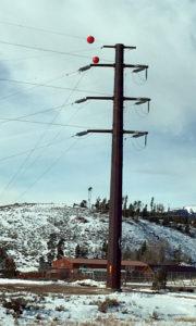WAPA Power Poles