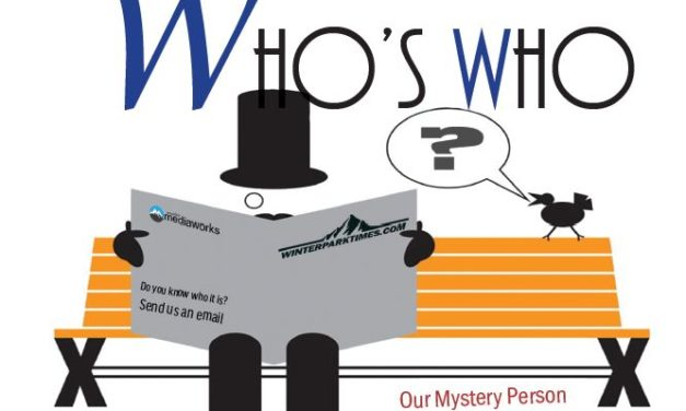 Who's Who!