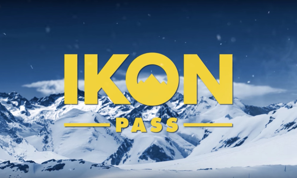 Alterra Mountain Company's IKON PASS