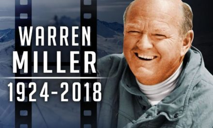Warren Miller:  A Film Industry Legend Moves On