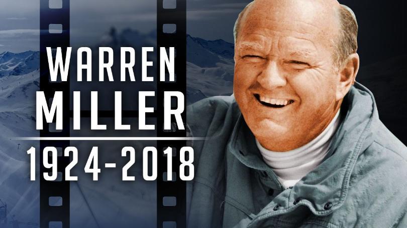 Warren Miller: A Film Industry Legend Moves On