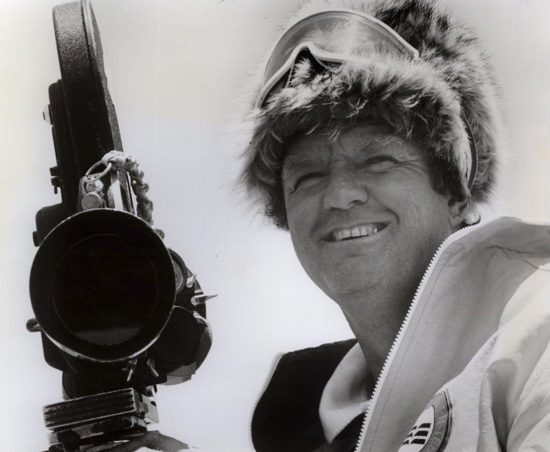 Warren Miller 1924-2018