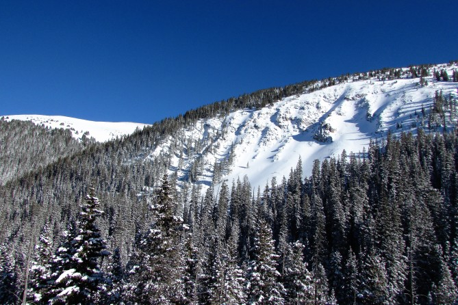 CAIC Reports Dangerous Avalanche Pattern